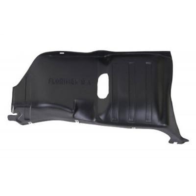 Пластиковий захист двигуна для Audi, Seat, Skoda, Volkswagen ліва 1J0825245G Florimex