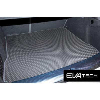 Коврик в багажник EVAtech для Audi Q3, I поколение (8U), (11-...) EVA полимерный серый