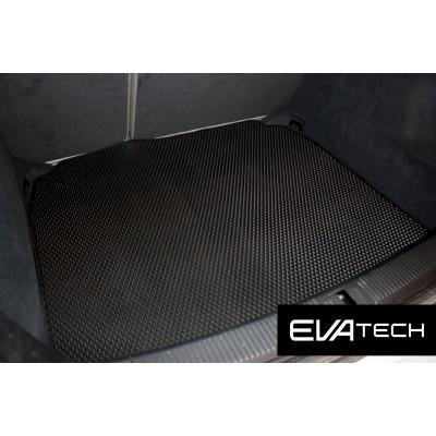 Коврик в багажник  EVAtech для Audi A3, II поколение (8P), (04-12 ),  5-дв хєтч, EVA полимерный черный