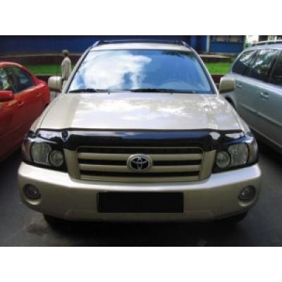 Дефлектор капота для Toyota Highlander 2000-2008 | Мухобойка EGR 039271