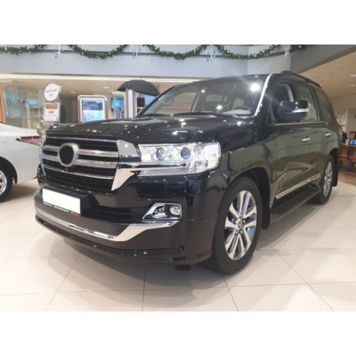 Комплект апгрейду для Toyota Land Cruiser 200 с 2016 на 2019 Executive чорні GBT dd64348b1+dd64346-19