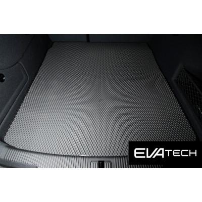 Коврик в багажник  EVAtech для Audi A6, IV поколение (C7), (11-...) EVA полимерный серый