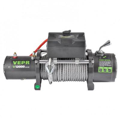 Лебідка VEPR 12000lbs (6.0hp/4.4kw; 265 : 1)