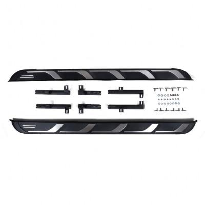 Бокові пороги для Audi Q7 2015- 4M
