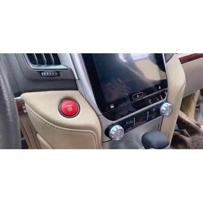 Кнопка TRD для Toyota Land Cruiser 200 дизайн 2018 Cixtai dd67538