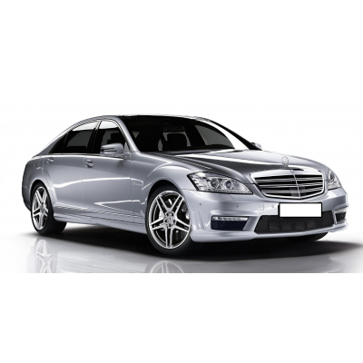 Комплект обвісу Mercedes S-сlass W221 під AMG S65 Cixtai s221s65