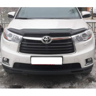 Дефлектор капота для Toyota Highlander 2014- | Мухобойка EGR 039371