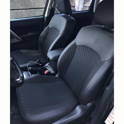Модельні чохли на сидіння Acura MDX 2006-2013 Tuning Cobra 001Com - Пошиття під замовлення