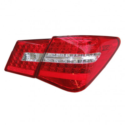 Альтернативная оптика задняя на Chevrolet Cruze 2012- тюнинг Benz Style JunYan
