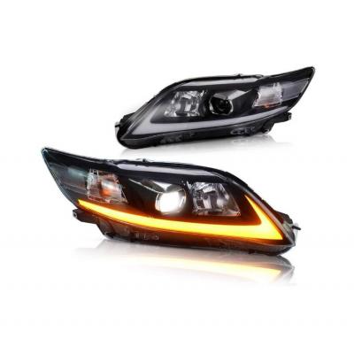 Toyota Camry V40 оптика передняя ксенон стиль Lexus