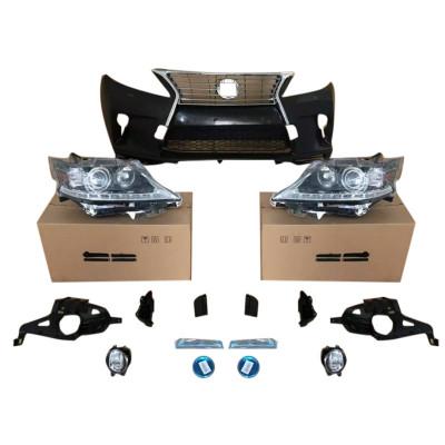 Комплект апгрейду для Lexus RX 2009-2012, з оптикою OEM 2013 Cixtai dd65084+dd67459