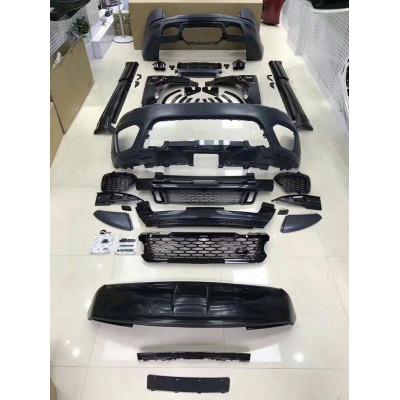 Комплект обвісу SVR для Land Rover Range Rover Sport 2014-2018 Cixtai dd50519