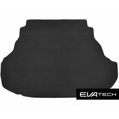 Коврик в багажник EVAtech для Bentley Continental GT (03-11) EVA полимерный черный