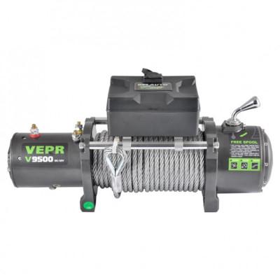 Лебідка VEPR 9500lbs (5.5hp/4.1kw; 265 : 1)