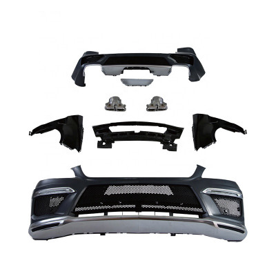Комплект обвісу AMG для Mercedes M-сlass W166 Cixtai dd50494