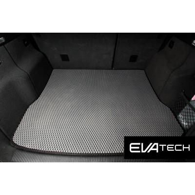Коврик в багажник EVAtech для Audi Q5, I поколение (8R), (08-16) EVA полимерный серый