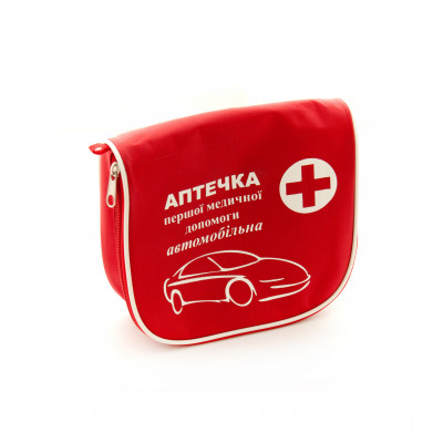 Автомобільна аптечка АМА-1 сумка