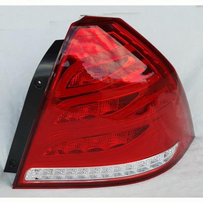 Альтернативная оптика задняя на Chevrolet Aveo 2005- T250 LED стиль W222