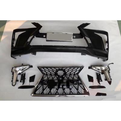 Комплект апгрейду для Lexus RX 2009-2012, з оптикою TRD 2019 GBT dd65086+dd67459