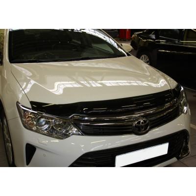 Дефлектор капота для Toyota Camry XV55 2014- | Мухобойка EGR SG1064DS