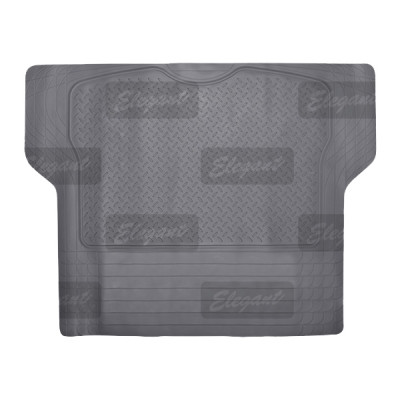 Коврик в багажник Elegant Plus EL 215 020 серый универсальный