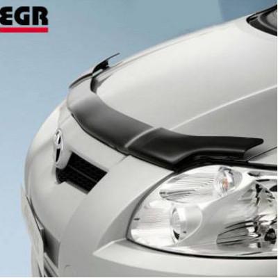 Дефлектор капота для Toyota Auris 2007-2010 | Мухобойка EGR SG1058DS