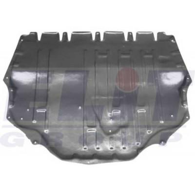 Пластиковий захист двигуна для Audi A1 2010-, Volkswagen Polo 2009- Florimex