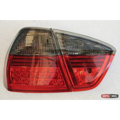 Альтернативная оптика задняя на BMW 3 E90 2005-2012 LED тюнинг JunYan
