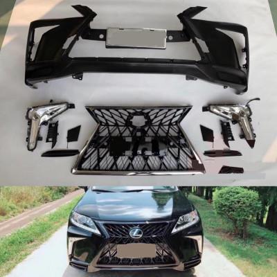 Комплект апгрейду для Lexus RX 2012-2015, без оптики TRD 2019 Cixtai dd65086